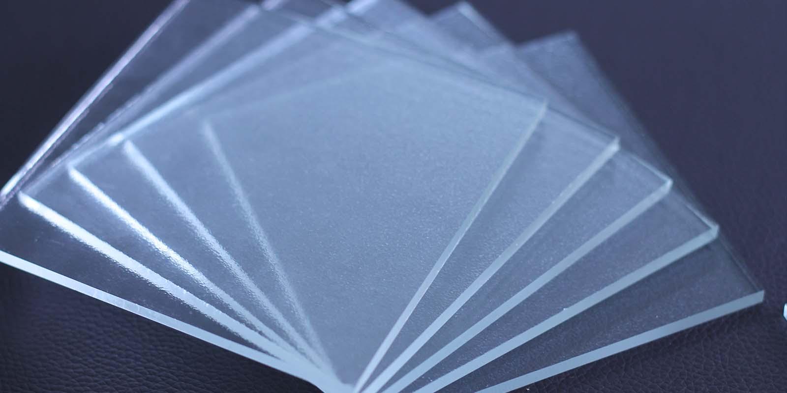 Diffuse Greenhouse Glass