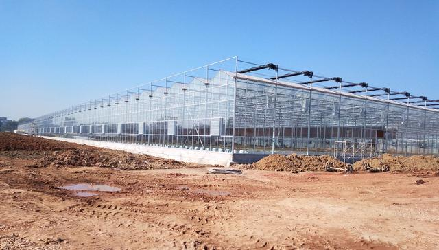 Attentions when you start to build a commercial greenhouse