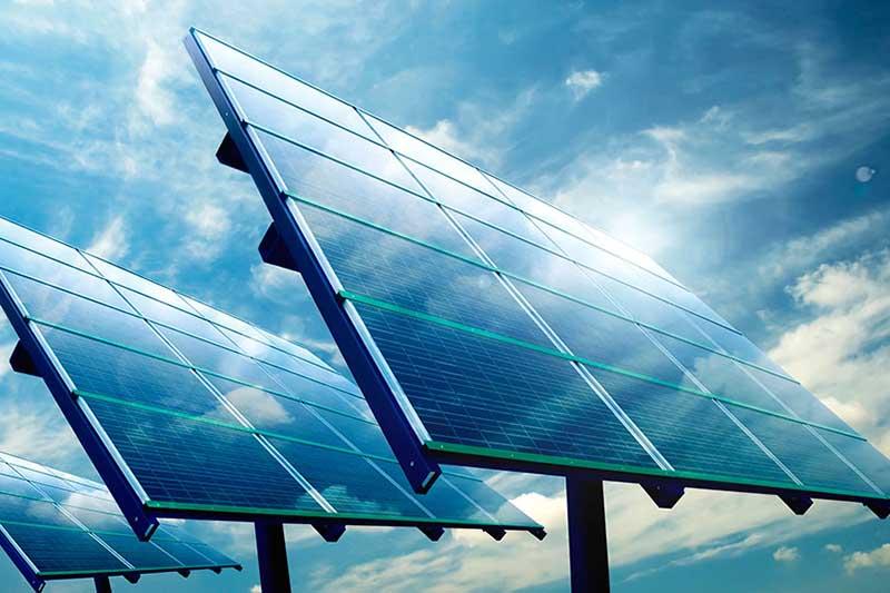 Solar Photovoltaic Glass